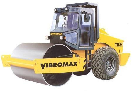 Where to find Roller 84  Vibromax 1105D in Port Coquitlam