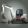 Where to rent Bobcat 341 12000lb Excavators in Port Coquitlam BC